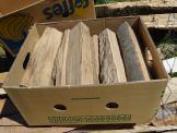 Brennholz 33cm  im Karton à 15 Kilogramm.   = Fr. 14.00