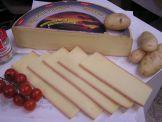 Walker-Raclette-Käse  geschnitten  100 Gramm = Fr. 2.90