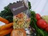 Suppeneinlage aus frischem, getrocknetem Gemüse Beutel 55g = Fr. 5.50