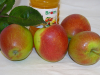 Braeburn Äpfel VOM BAUERNHOF! Stück à ca. 150g Kg = Fr. 4.20