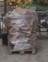 Brennholz  Ofengerechte, ca. 33cm lange, trockene Hartholzscheite in ausgesuchter Qualität.  Menge: 1 Ster gespalten und gesägt in 33cm (= übliche Ofen- und Cheminéelänge) und verpackt als Schüttmeter. (inkl. 7.7% Mwst)
