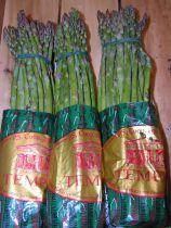Spargeln grün, wilde. dünne,  500g Gramm-Bund  Fr. 9.50