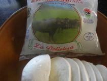 Mozzarella di latte di bufala Beutel à 1 Kugel à 125 Gramm